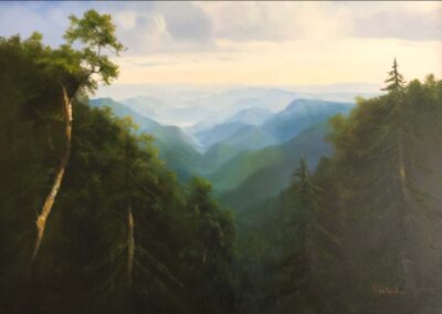 Ron Williams Paintings 16