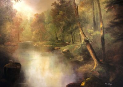 Ron Williams Paintings 2